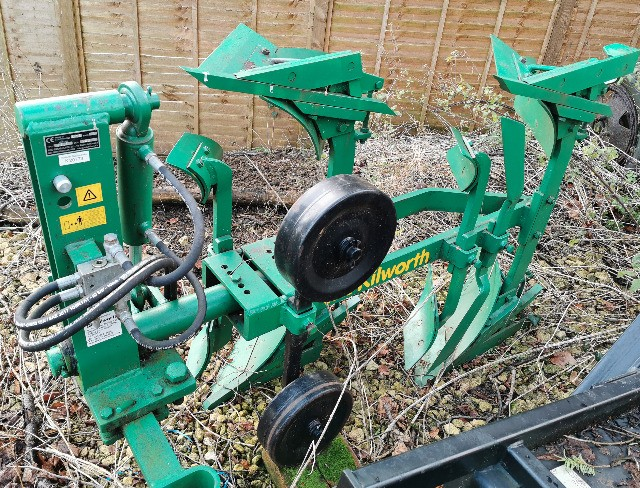 2016 Kilworth 2 Furrow Reversible Plough