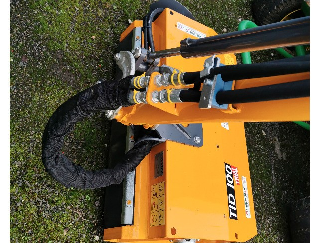 2016 Wessex T430D Hedgecutter