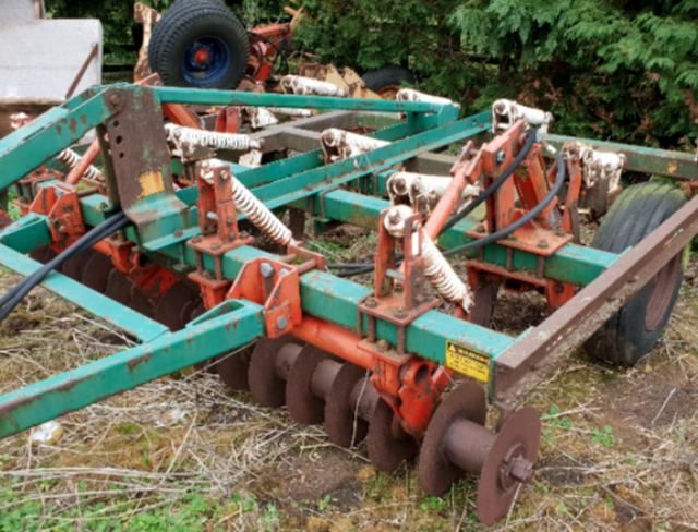 Glencoe heavy trailed cultivator