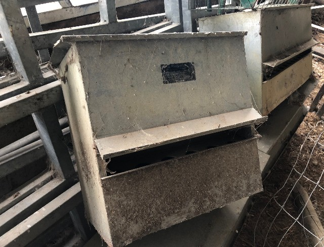 Poultry Feed Hoppers