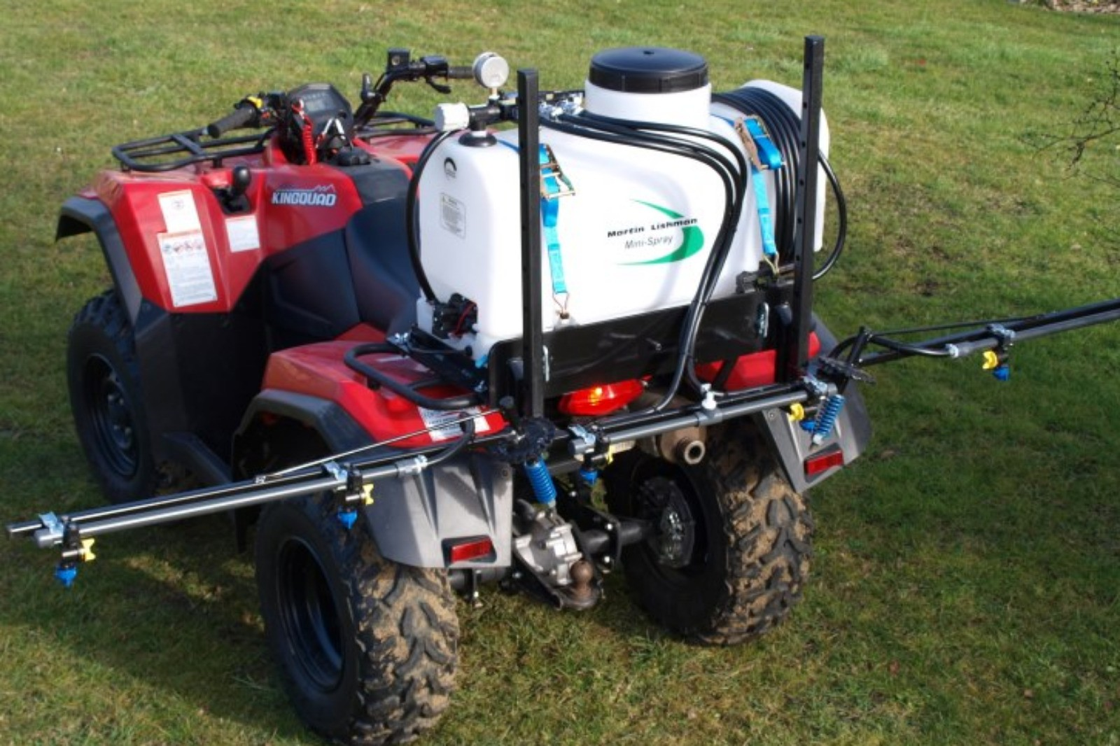 Martin Lishman ATV Sprayer